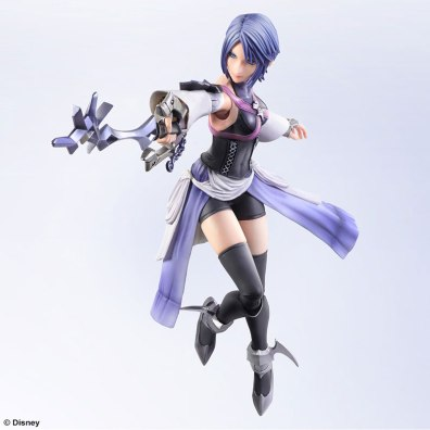 Play Arts Kai - Kingdom Hearts 0.2 Birth by Sleep -A fragmentary passage- Aqua