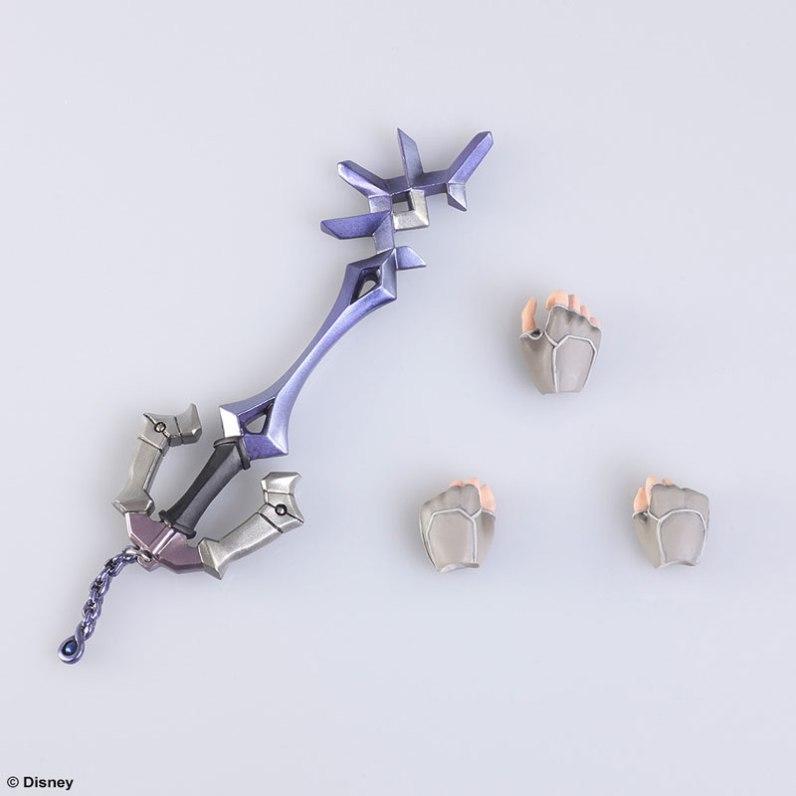 Play Arts Kai - Kingdom Hearts 0.2 Birth by Sleep -A fragmentary passage- Aqua