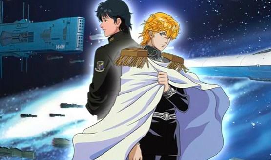 13. Ginga Eiyuu Densetsu (Legend of Galactic Heroes)