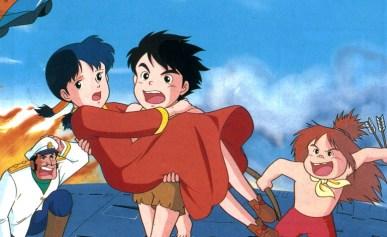 39. Mirai Shounen Conan (Future Boy Conan)