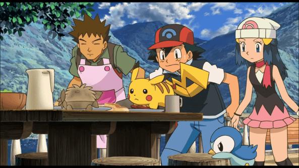 53. Pokemon Diamond & Pearl: Giratina to Sora no Hanataba Sheimi