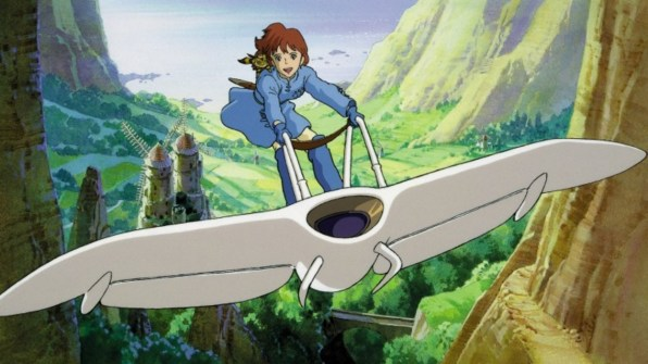 54. Kaze no Tani no Nausicaä (Nausicaâ and the Valley of the WInd)