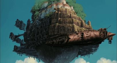 59. Tenkuu no Shiro Laputa (Laputa Castle in the Sky)