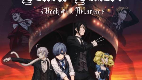 Black Butler: Book of the Atlantic kommer i de danske biografer
