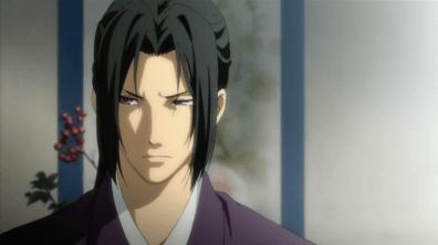 10. Toshizo Hijikata (Hakuouki)