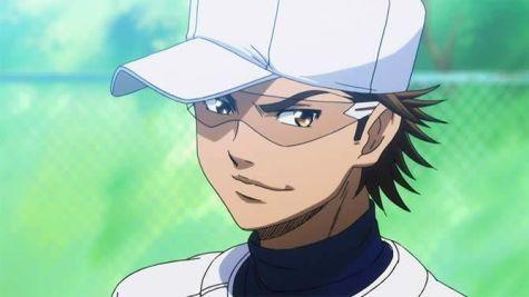 6. Kazuya Miyuki (Ace of Diamond)