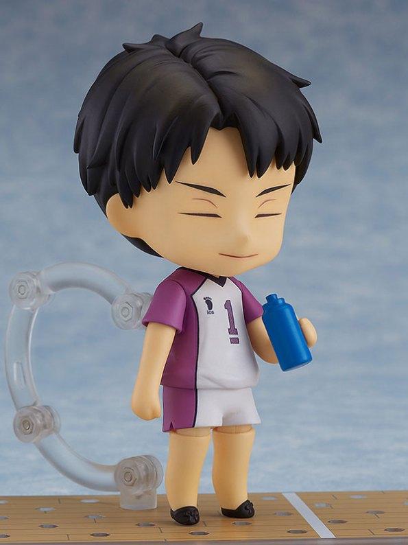 Nendoroid - Haikyuu!!: Wakatoshi Ushijima