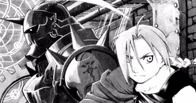 8. Hiromu Arakawa – Fullmetal Alchemist, Silver Spoon (316)