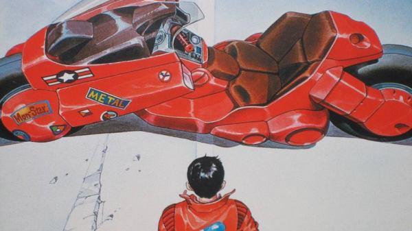 3 september i København - Sci-Fi Sundays: Akira