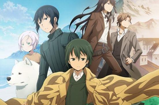 12. Kino no Tabi: The Beautiful World – The Animated Series
