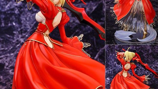 Fate/EXTRA - Saber Extra 1/7 Figure