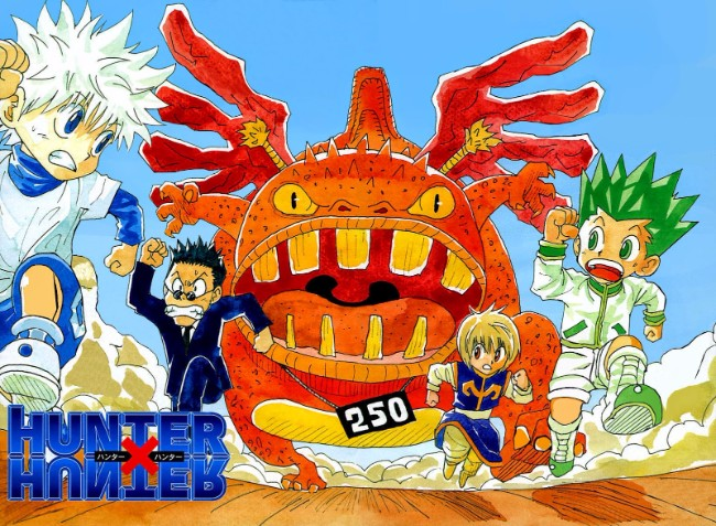 12. Yoshihiro Togashi – Hunter x Hunter (230)