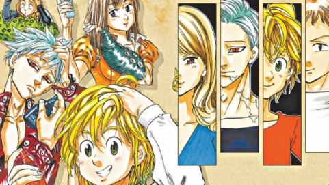 18. Nakaba Suzuki – The Seven Deadly Sins (145)