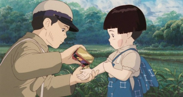 1. Grave of the Fireflies – 708