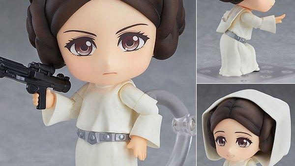 Nendoroid - Star Wars Episode IV: A New Hope: Princess Leia
