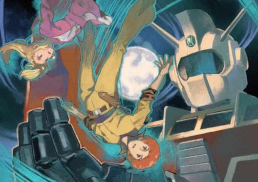 9. Space Runaway Ideon (Densetsu Kyojin Ideon) – 114