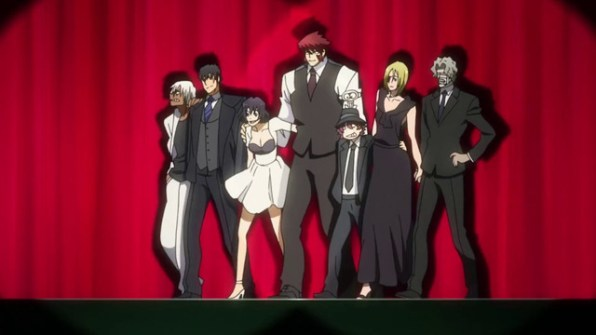 "4. ""Sugar Song to Bitter Step,"" Blood Blockade Battlefront"