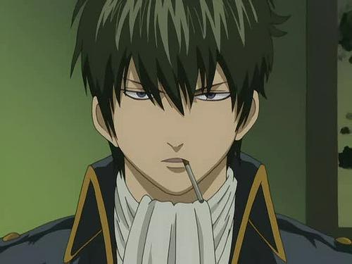 4. Hijikata Toshiro (Gintama)