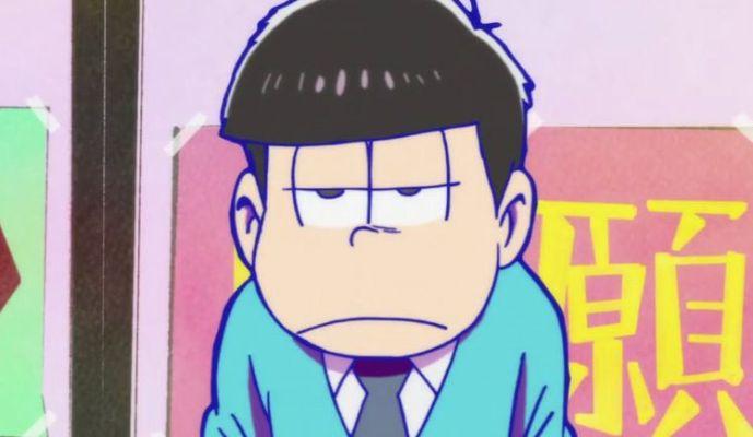 9. Matsuno Ichimatsu (Osomatsu-san)