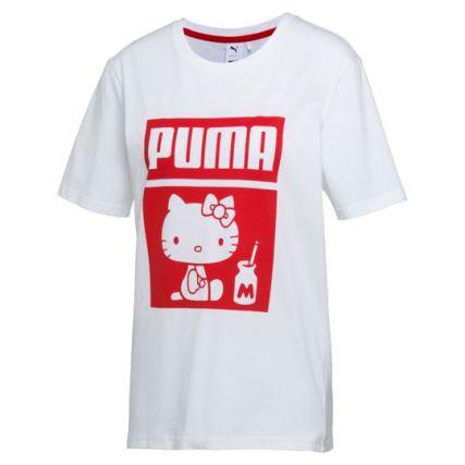 Puma samarbejder med Hello Kitty i Japan om limited edition sneakers og sportstøj