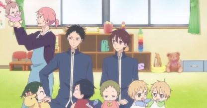 4. School Babysitters