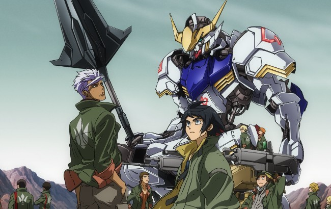 3 - Mobile Suit Gundam: Iron-Blooded Orphans – 209