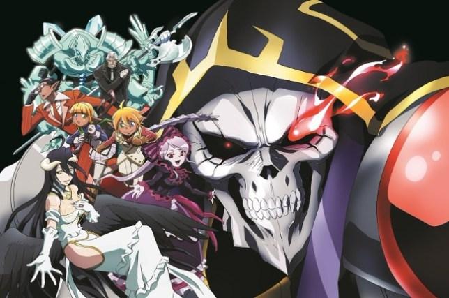 Overlord anime får 3. serie til sommer