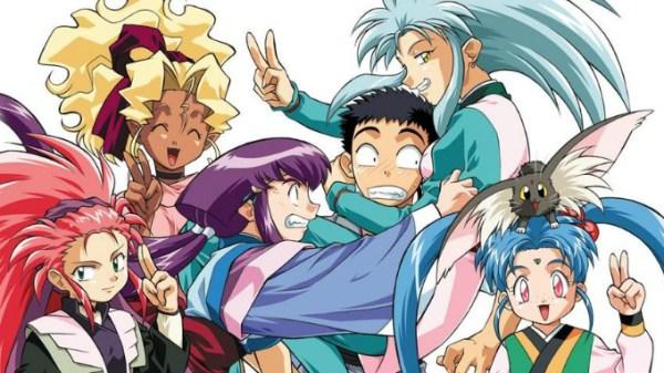 AIOdense – Fredag 25 maj 2018 – Tenchi Muyo OVA