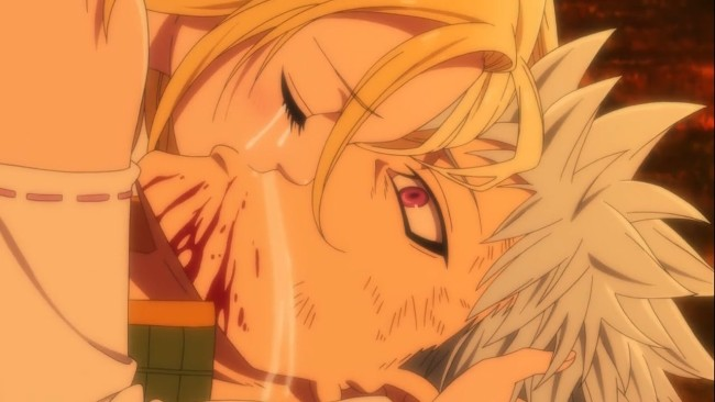 4. Van x Elaine – The Seven Deadly Sins