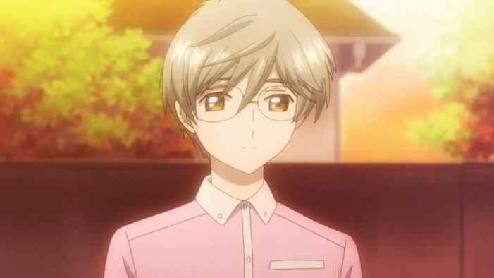 6. Tsukishiro Yukito (Cardcaptor Sakura)