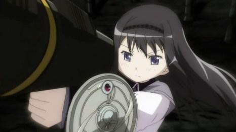10. Homura Akemi (Puella Magi Madoka Magica)