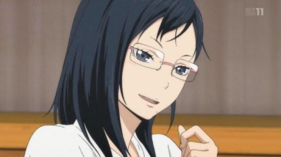 11. Kiyoko Shimizu (Haikyuu!!) – 271