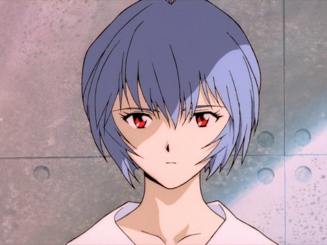 1. Rei Ayanami (Neon Genesis Evangelion) – 246