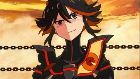 24. Ryuko Matoi (Kill la Kill)