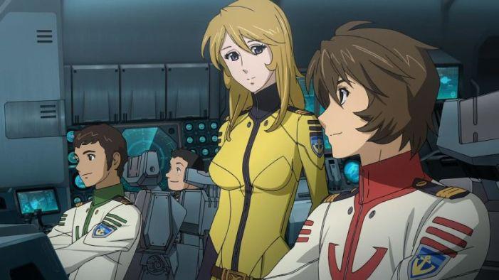 23. Space Battleship Yamato 2202: Warriors of Love – 30482