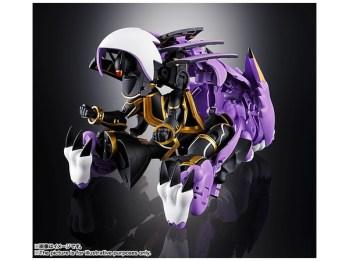 Digivolving Spirits 05 Alphamon