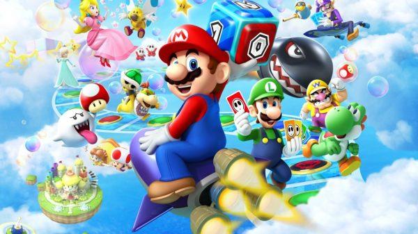 AIOdense – Fredag 5 oktober – Mario Party dag!