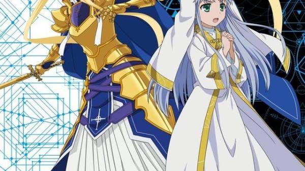 Sword Art Online: Alicization x Toaru Majutsu no Index III samarbejde i Akihabara