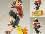 "ARTFX J ""Pokemon"" Series Ethan with Cyndaquil 1/8"