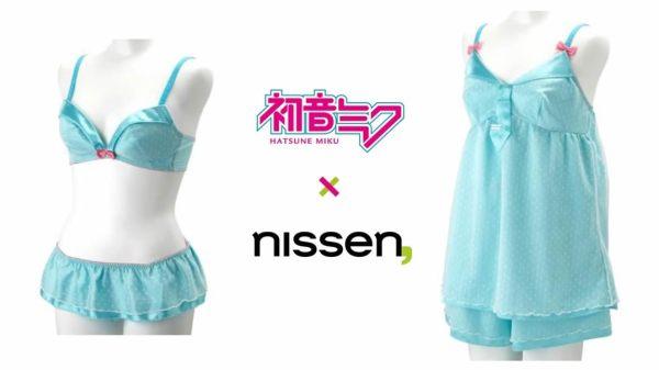 Hatsune Miku undertøj