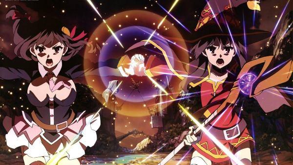 KonoSuba: God's Blessing on this Wonderful World! Crimson Legend Scan