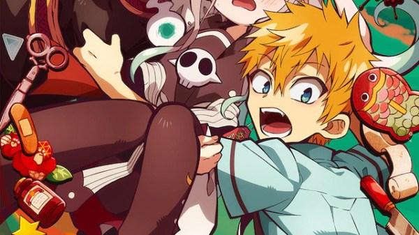 Toilet-Bound Hanako-kun Anime Promo + Info