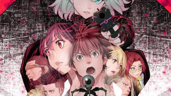 EX-ARM TV anime ny illustration