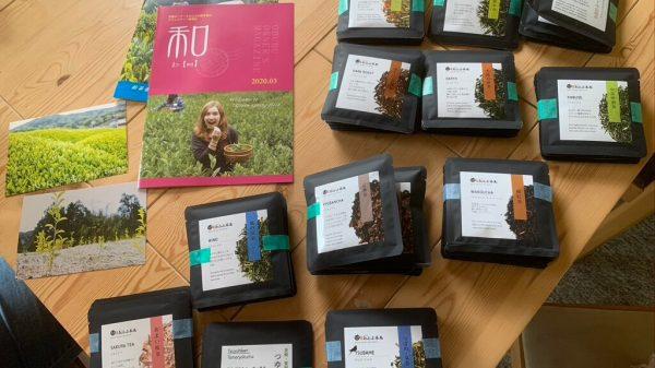 Forårets te fra Obubu Tea