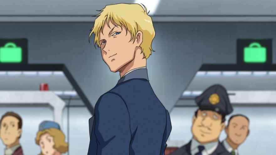 2: Char Aznable (Mobile Suit Gundam)