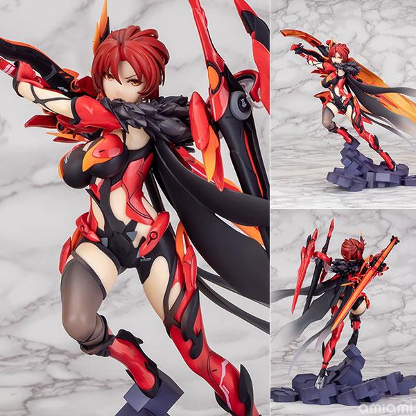 Houkai 3rd Himeko Murata Vermillion Knight, Eclipse Ver.