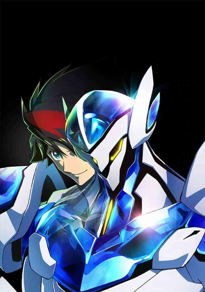 Back Arrow TV anime info