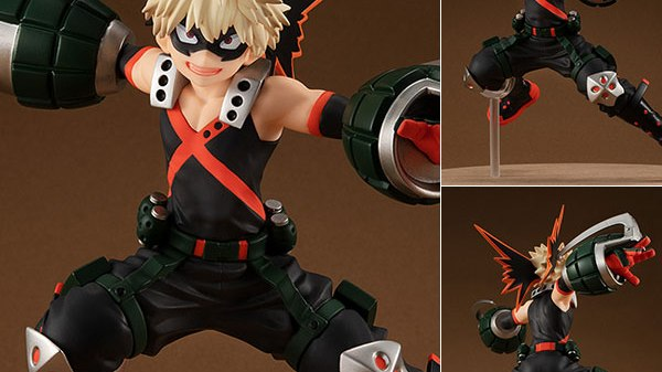 POP UP PARADE My Hero Academia Katsuki Bakugo Hero Costume Ver.