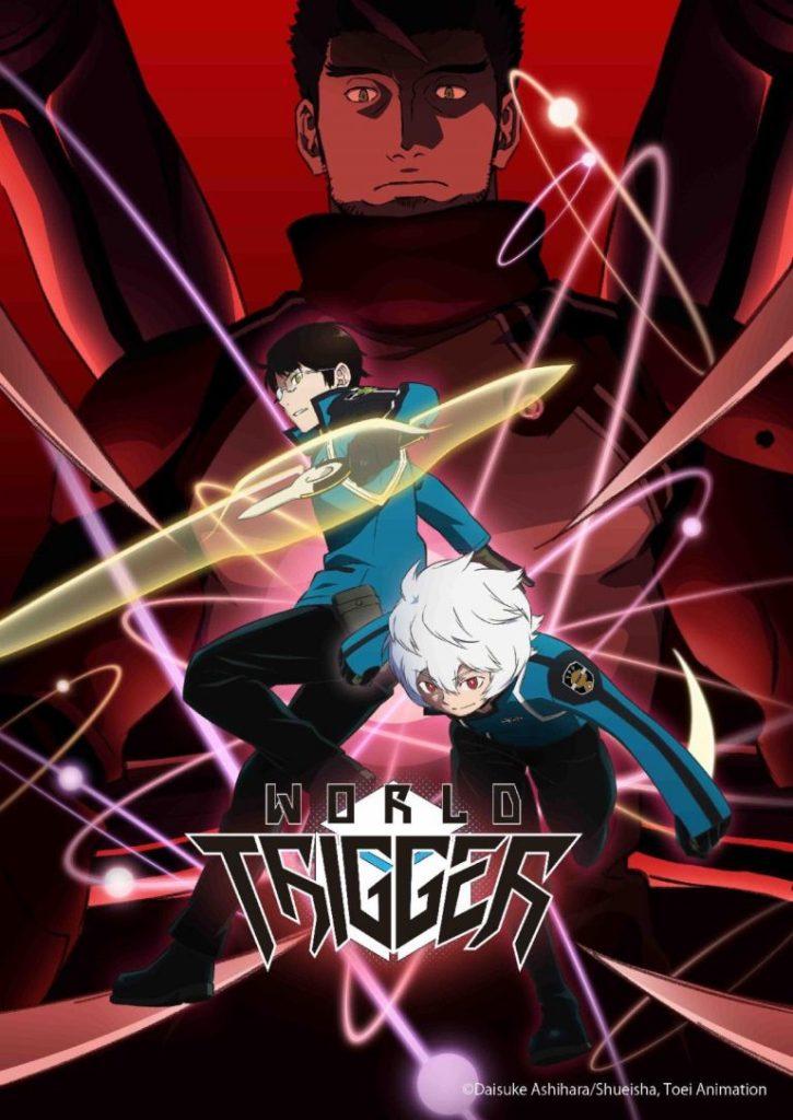 World Trigger anden sæson trailer