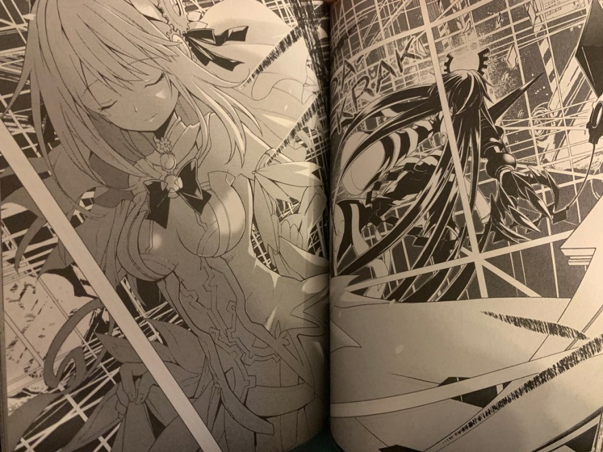 Clockwork Planet manga